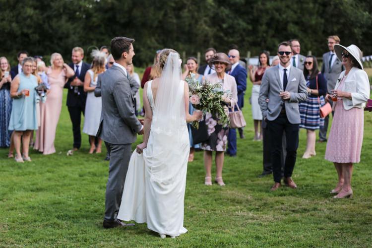 Manor Farm Wedding Hampshire Luke Doyle Photography