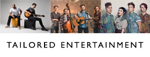 Tailored Entertainment Live Music Bands ~ Wedding Blog