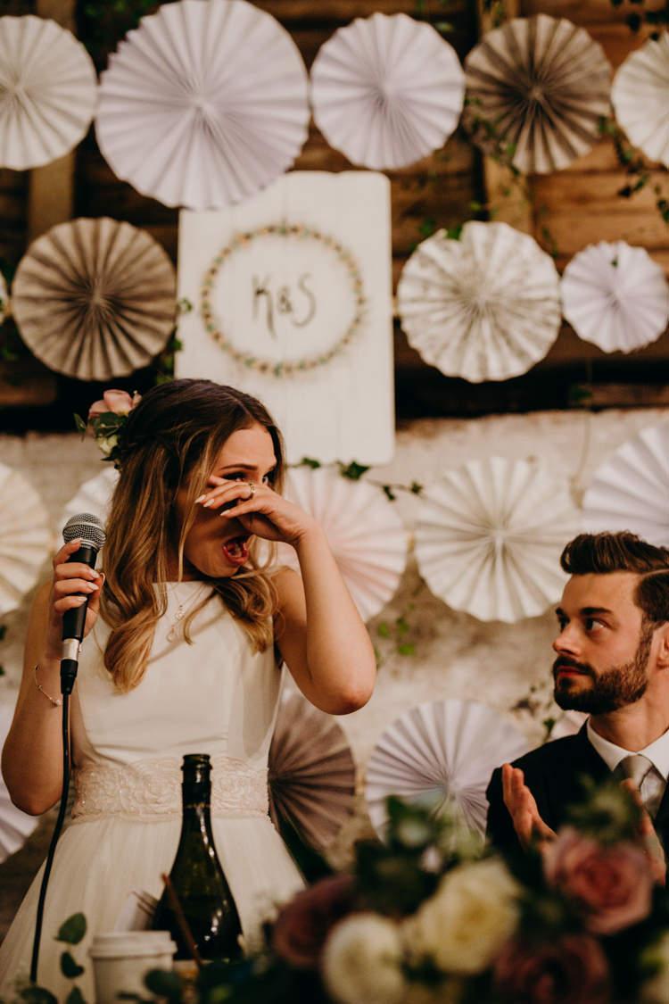 Decor Reception Venue Pinwheel Backdrop Creative Hertfordshire Barn Boho DIY Wedding Beard and Mane Photography