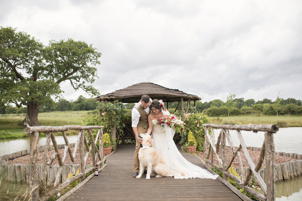 Dog Pet House Meadow Wedding Kerry Ann Duffy Photography