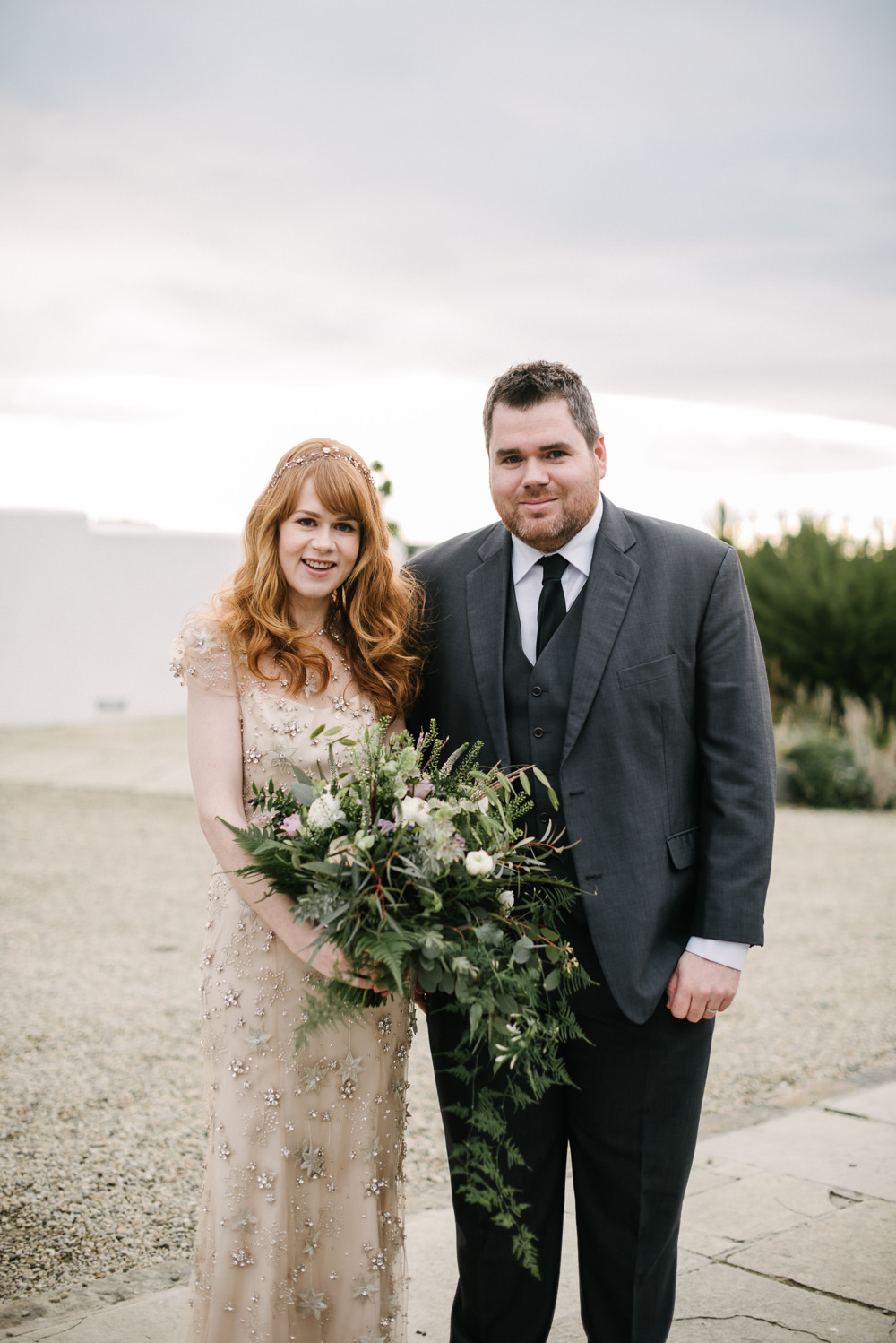 Orange Tree House Wedding Winter You Them Us Photography