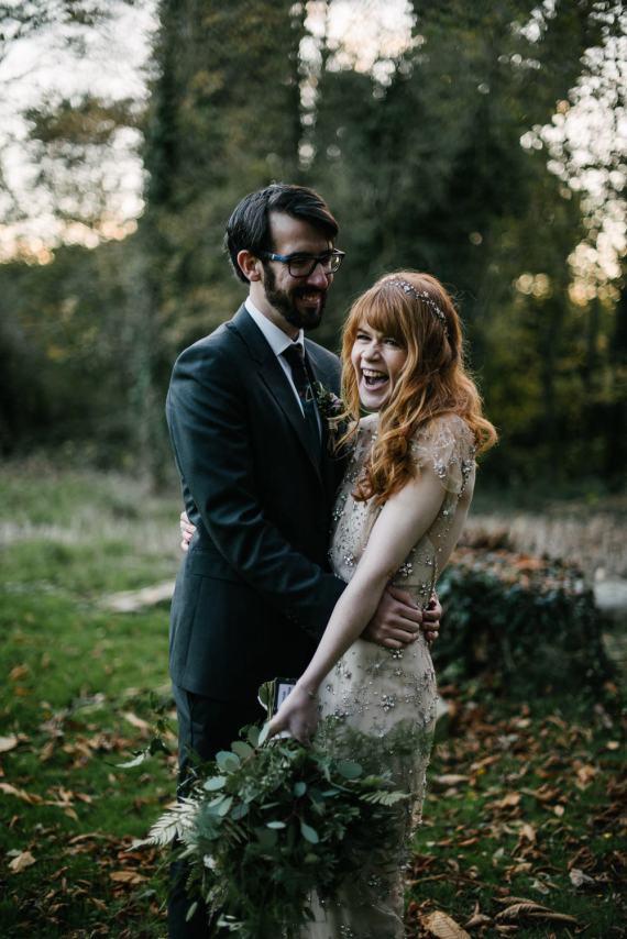 Orange Tree House Wedding Winter You Them Us Photography