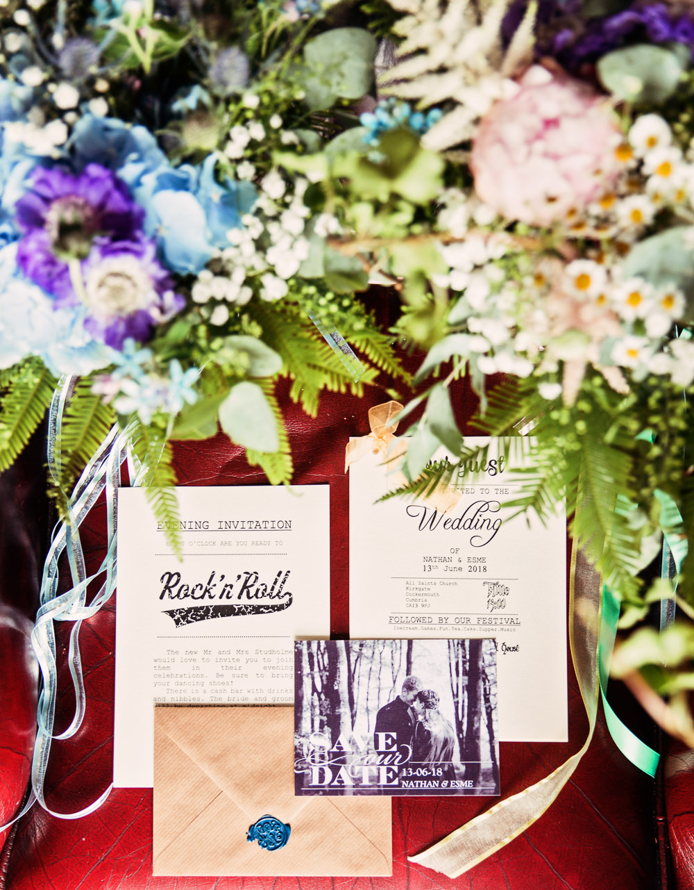 Festival Wedding Mismatched Country Camilla Lucinda Photography
