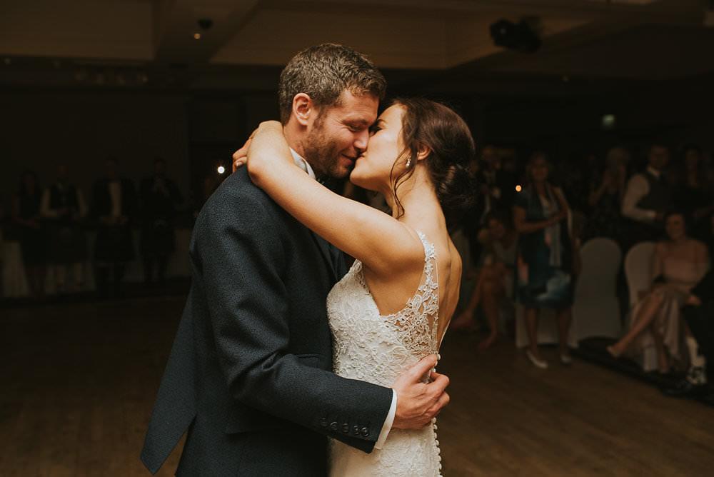 Macdonald Houston Hotel Wedding Martin Venherm Photography