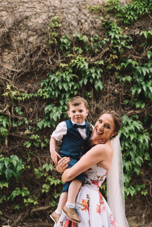 Page Boy Bow Tie Waistcoat Shorts Irnham Hall Wedding Lucie Watson Photography