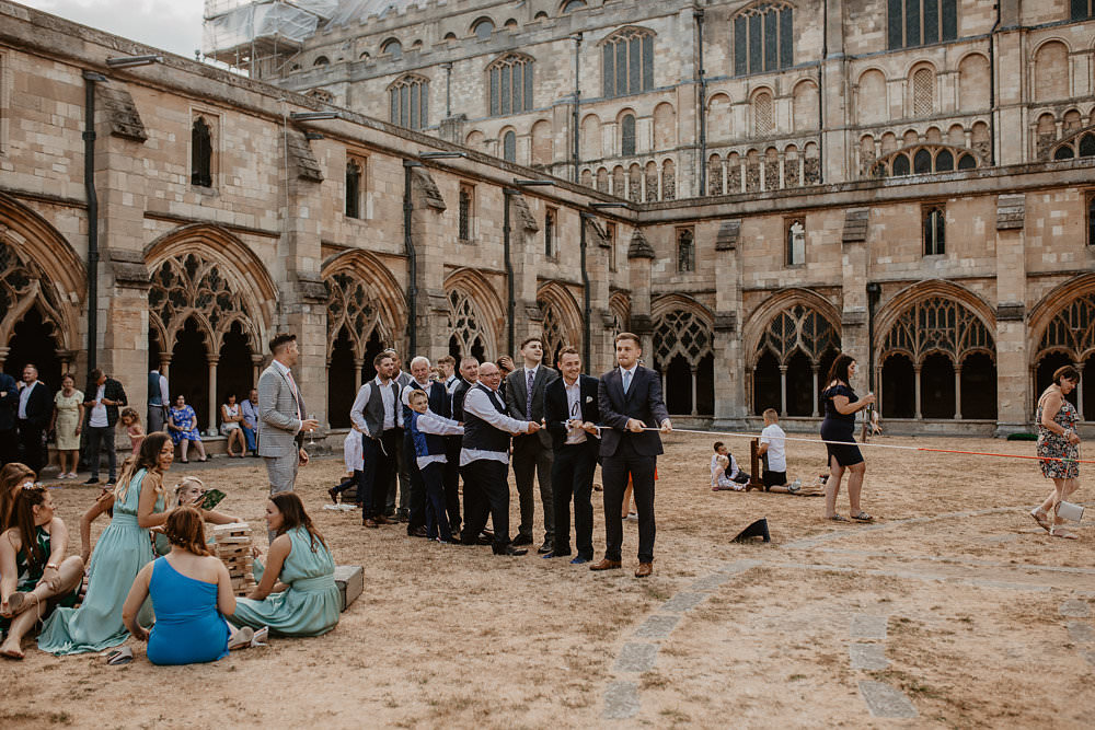 Norwich Cathedral Wedding Camilla Andrea Photography