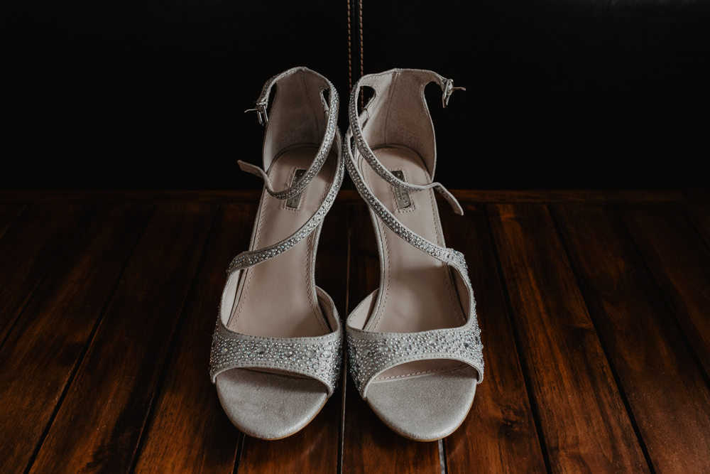 Osborne House Isle of Wight Natural Classic Bride Morning Prep Kurt Geiger Sparkly Shoes | Timeless Royal Inspired Seaside Wedding Holly Cade Photography
