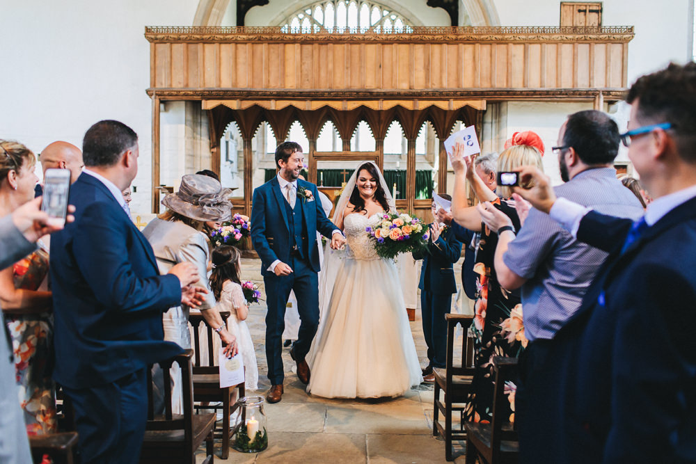 Bride Bridal Separates Sweetheart Neckline Strapless Tulle Floor Length Veil Colourful Multicolour Bouquet Bach Wen Farm Wedding Jessica O'Shaughnessy Photography