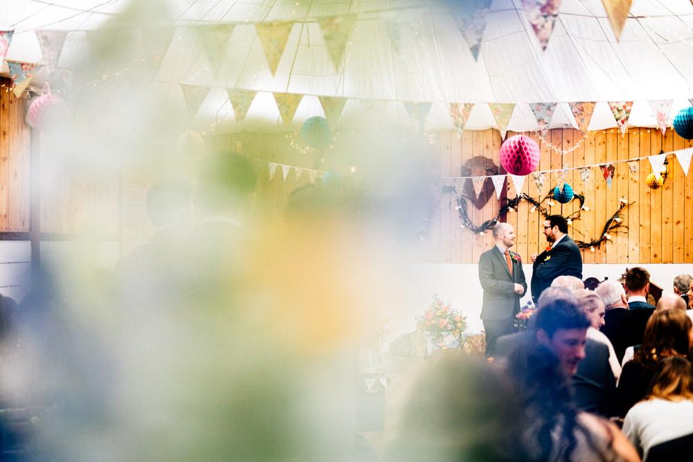 Fun Quirky Colourful Wedding Fairclough Studios