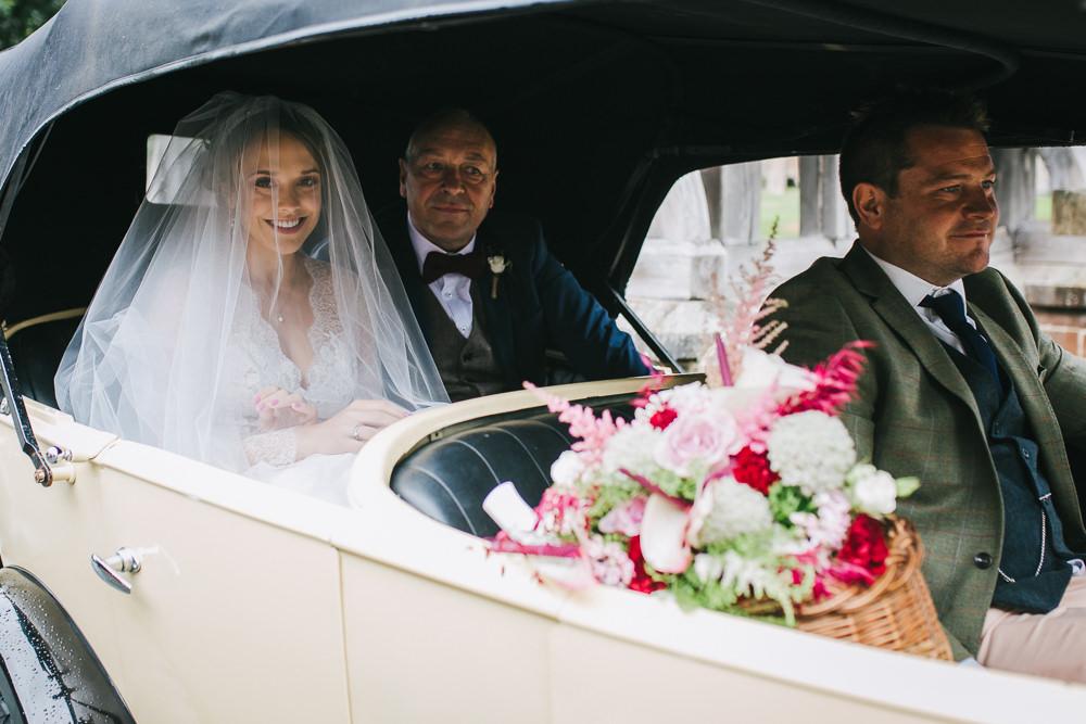 Tipi Garden Wedding Amy Jordison Photography