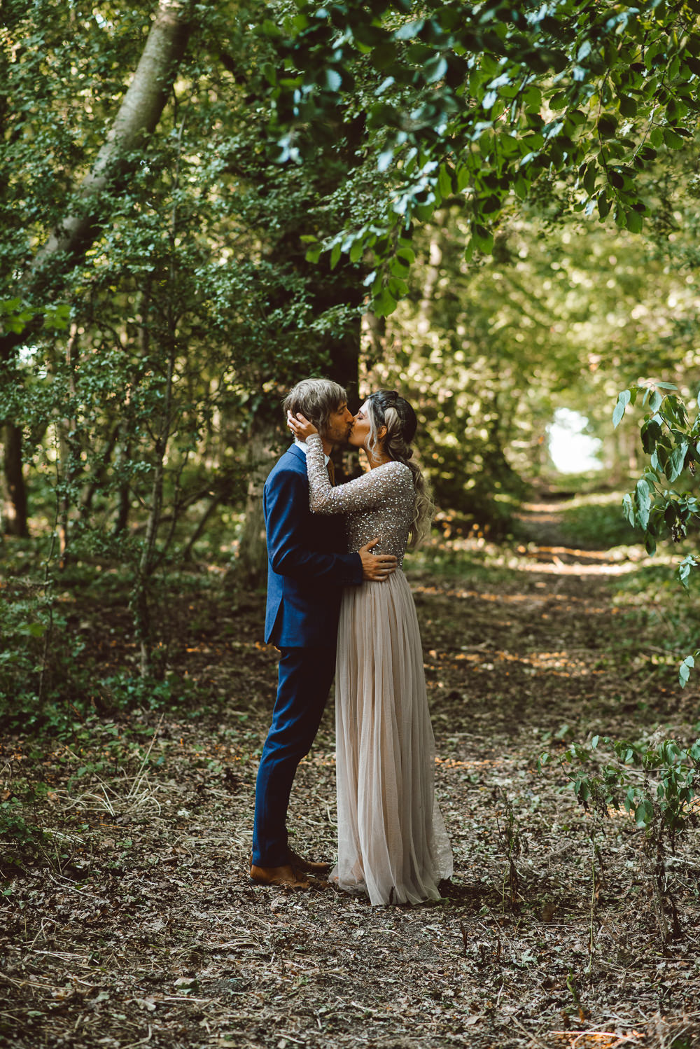 Ethereal Magical Golden Hour Wedding Ideas Dhw Photography