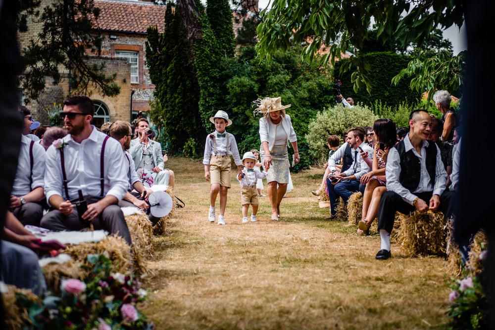 West Lexham Wedding James Powell Photography