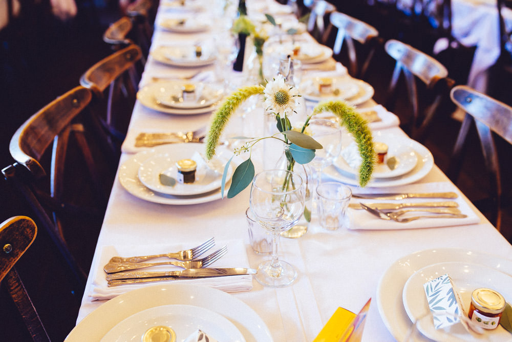 Table Flowers Centrepeice Decor Greenery Foliage Clapton Country Club Wedding Curious Rose Photography
