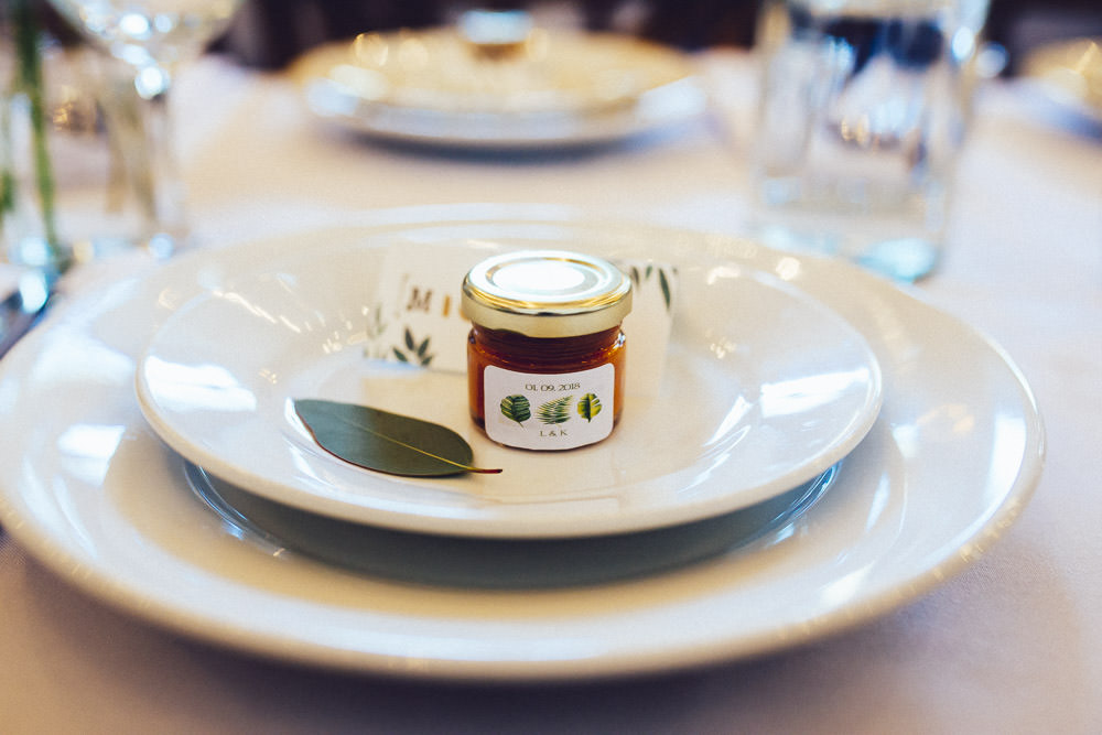 Jar Favours Mini Clapton Country Club Wedding Curious Rose Photography