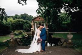 Micklefield Hall Wedding Red On Blonde Photography
