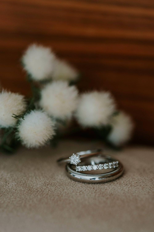 Engagement Rings Band Eternity Diamond Bohemian Beach Greece Destination Wedding Lighthouse Photography
