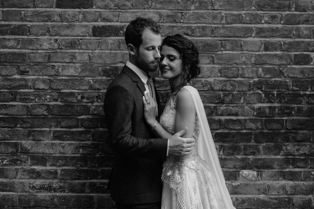 Brunel Museum Wedding Olivia and Dan Photography