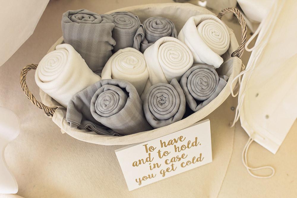 Blanket Basket Edmondsham House Wedding Darima Frampton Photography