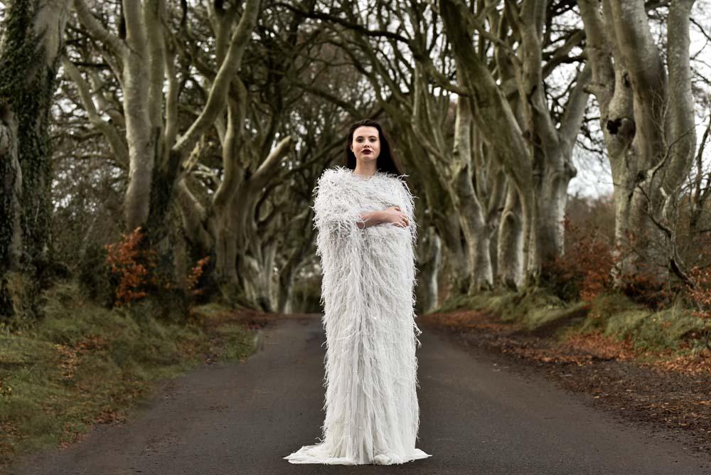 Dark Hedges Game Of Thrones Wedding Tara Florence