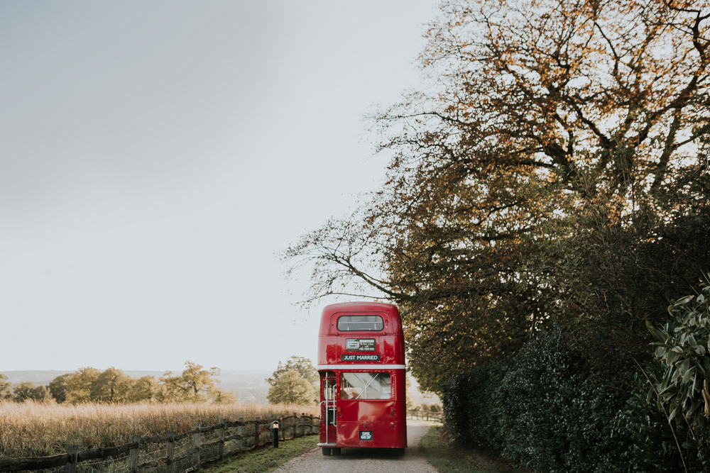 Gaynes Park Wedding Kate Gray Photography