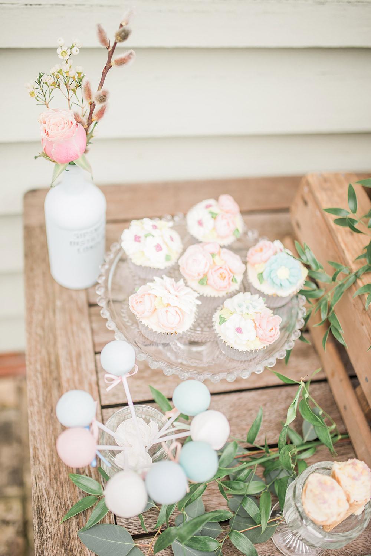 Cake Pops Springtime Bridal Shower Ideas Hen Party Laura Jane Photography