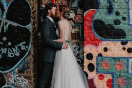 Stour Space Wedding Anne Schwarz Photography