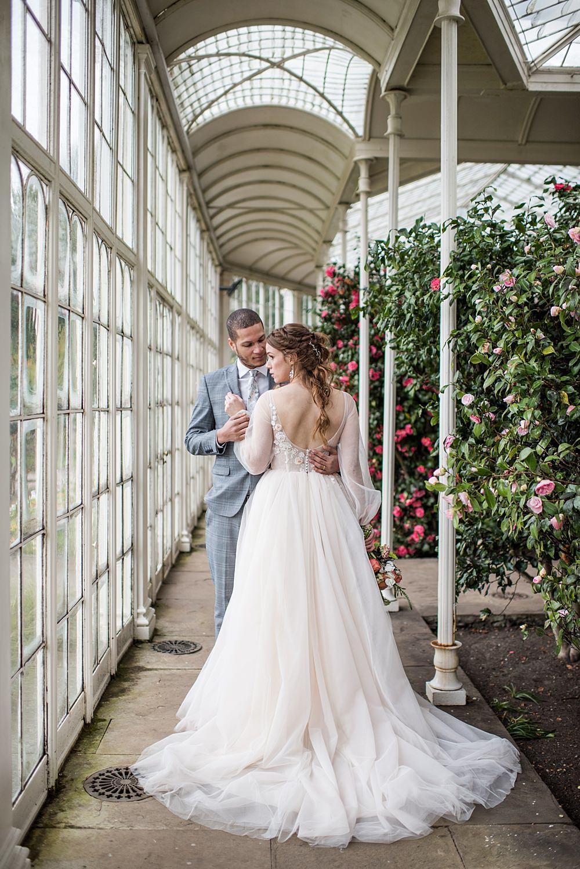 Peach Gold Wedding Ideas Jane Beadnell Photography