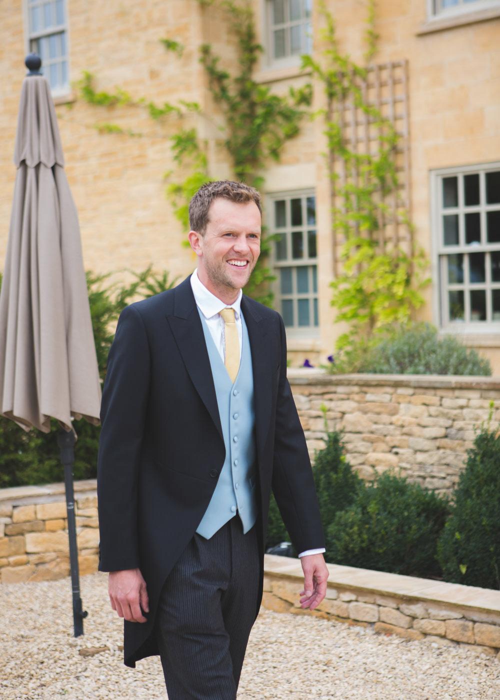 Groom Suit Traditional Tails Airbnb Wedding Pickavance Weddings