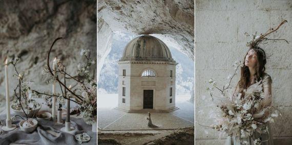 Cave Wedding Ideas Vanessa Illi Photographer