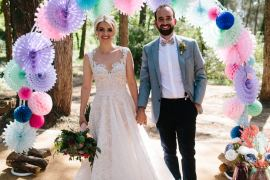 Forest Spain Destination Wedding Dan Hough Photography
