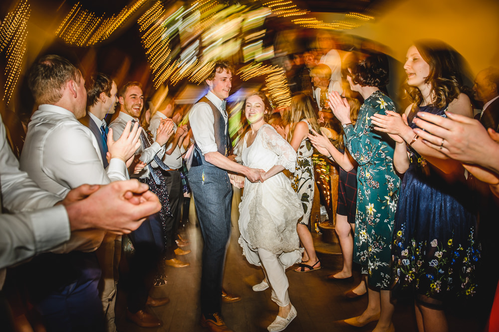 Hargate Hall Wedding Pixies in the Cellar