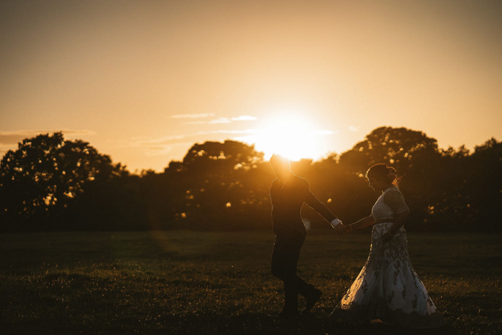 Bride Bridal Lengha Preston Court Wedding The Last Of The Light