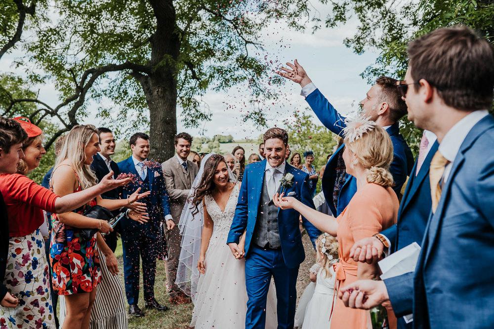Confetti Village Tipi Wedding Ryan Goold Photography