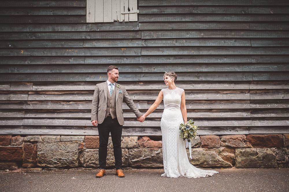 Barn Wedding Shropshire Brightwing Photography