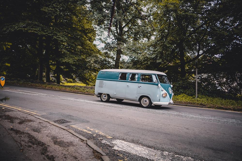 VW Campervan DIY Bohemian Wedding Love & Bloom Photography