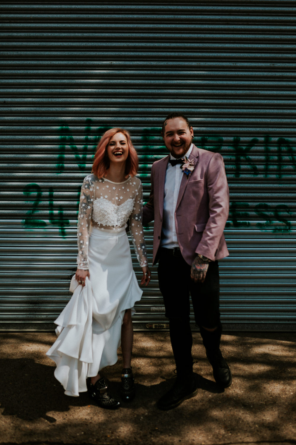 Neon Sign Wedding Ideas State Of Love and Trust Photography