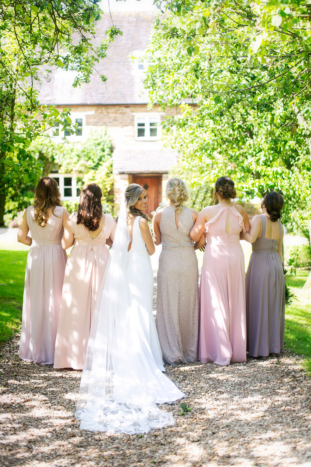Countryside Barn Wedding Katrina Matthews Photography