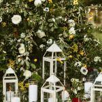 Halloween Wedding Ideas With Twin Brides Til Death Do Us