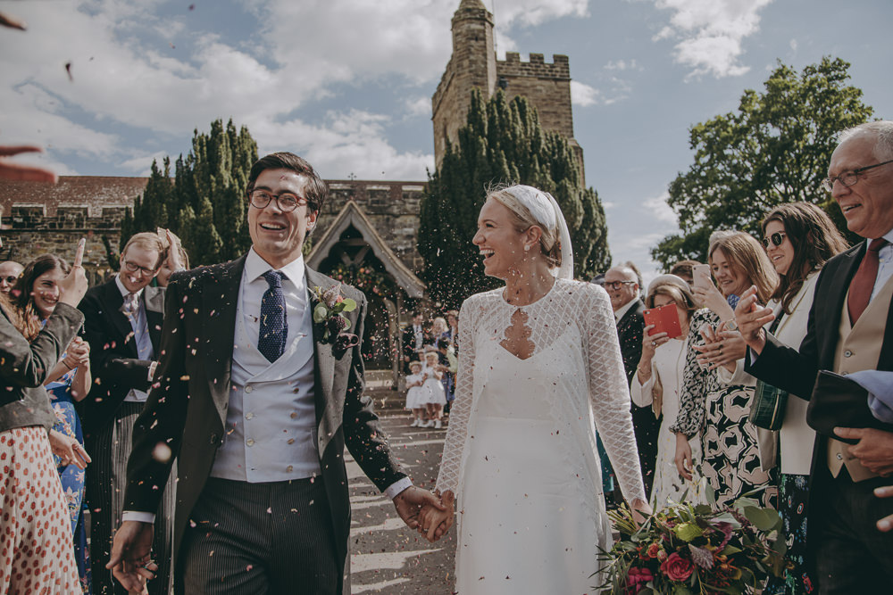 Confetti Kent Marquee Wedding Lily Bungay and Co