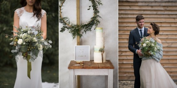 Minimalist Wedding Ideas Nicola Belson Photography
