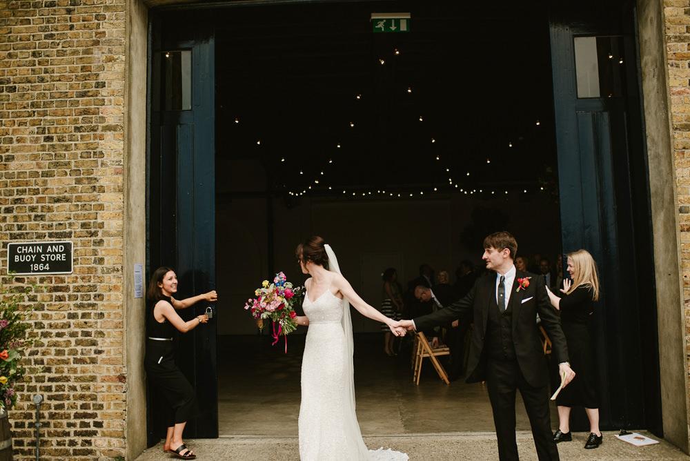 Riverside London Wedding Ellie Gillard Photography