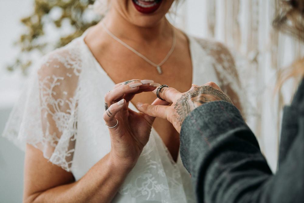 Unconventional Wedding Ideas Pierra G Photography