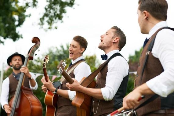 Eco-Friendly Wedding Entertainment
