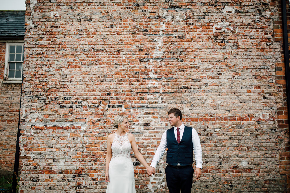 Barff Country House Wedding Sarah Beth Photo