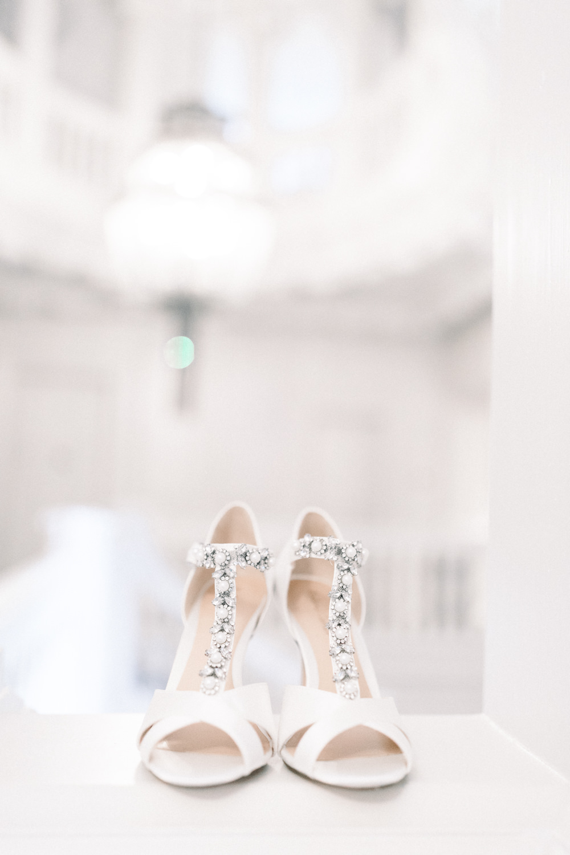 Shoes Bride Bridal Peals Gate Street Barn Wedding Camilla J Hards