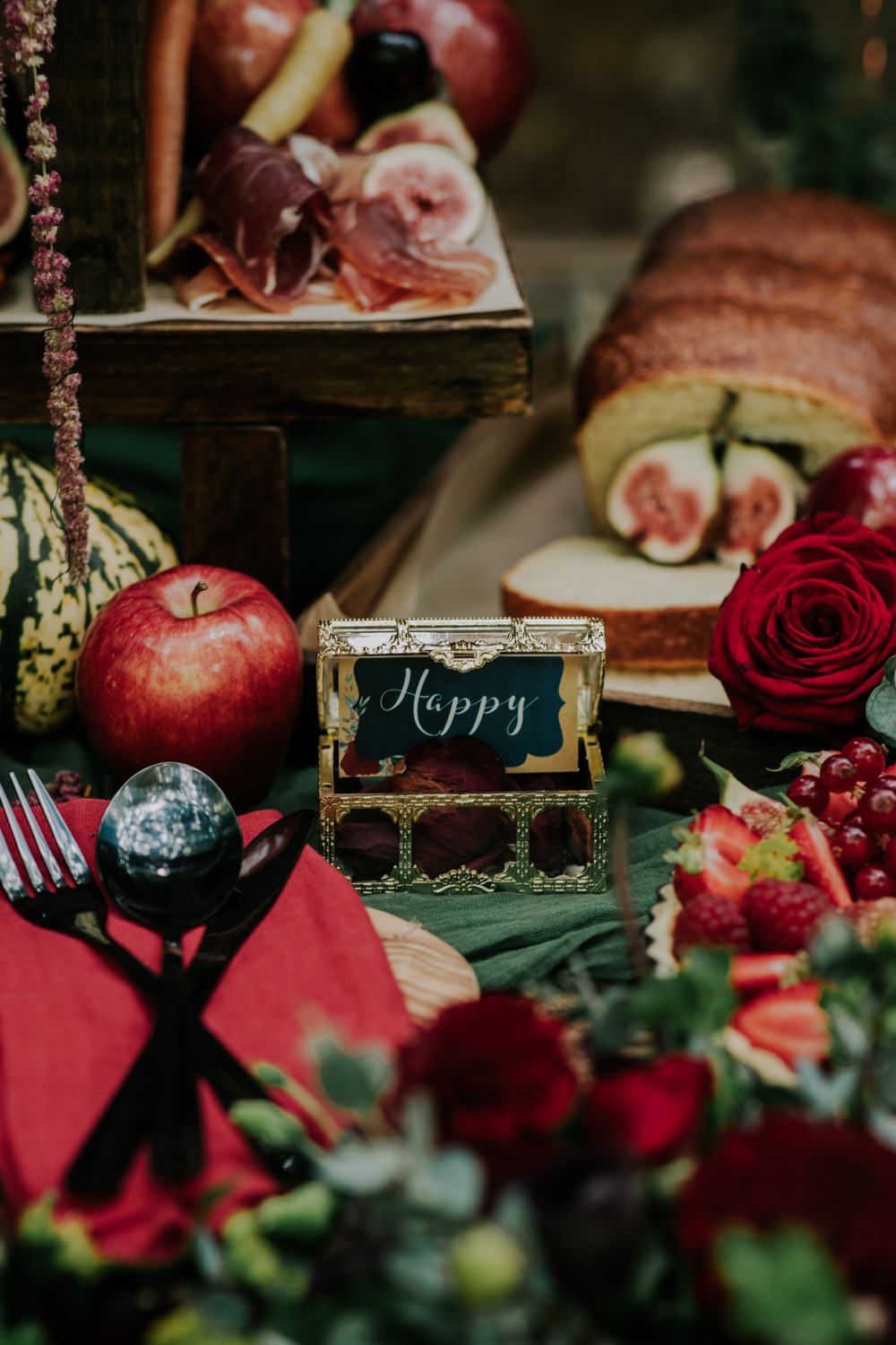 Place Name Card Calligraphy Snow White Wedding Inspiration Joasis Photography
