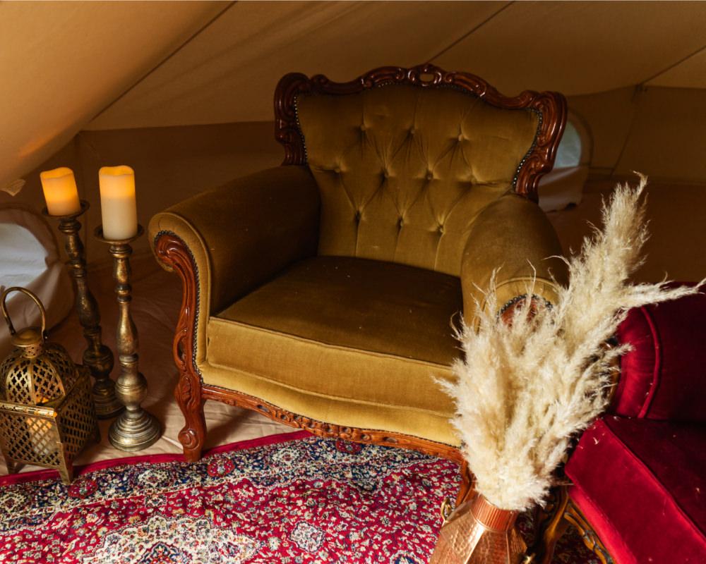 Vintage Chair Pampas Grass Moroccan Wedding Inspiration Luke Batchelor Productions