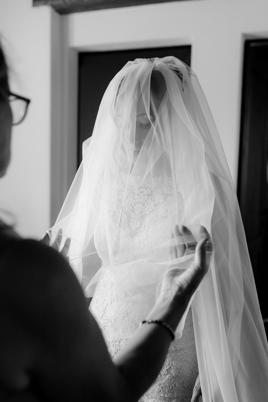 Dress Gown Bride Bridal Lace Train Veil Natural Italy Villa Wedding Flavia Eleonora Tullio