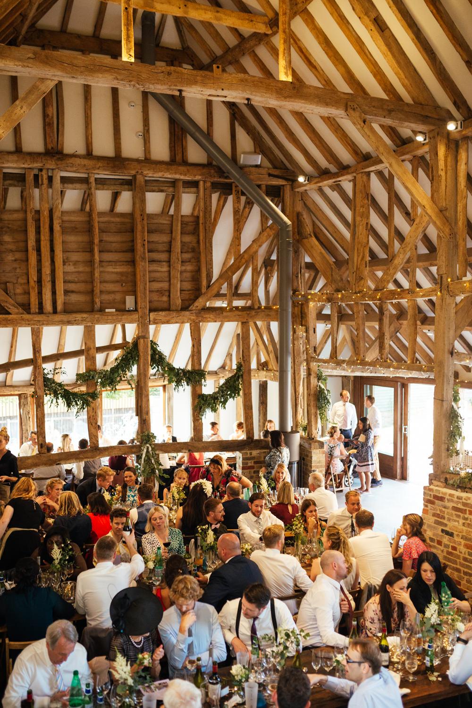 Oak Barn Wedding Matilda Delves Photography
