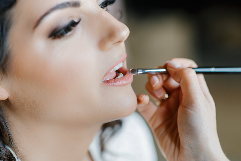 Bride Bridal Make Up Cotswolds Marquee Wedding Jessy Papasavva Photography